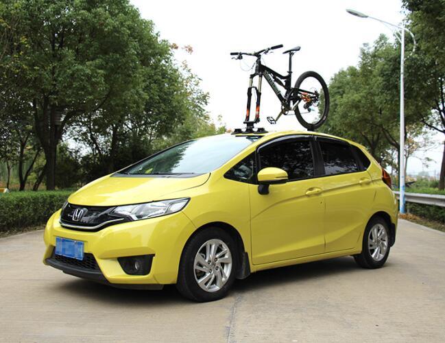 Новый алюминиевый сплав велосипед стойки велосипед стойку Перевозчик сцепка подходит для авто Крепление прицепа осуществляется для велосипедов