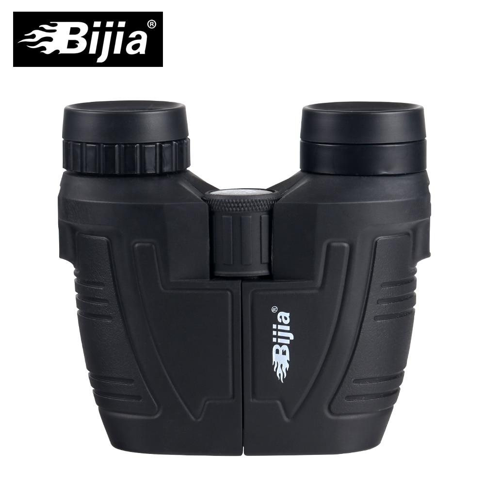 BIJIA 12x25 BAK4 prisma hohe definition porro fernglas tragbare teleskop professionelle jagd optical outdoor sport