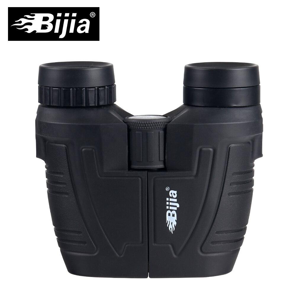 BIJIA 12x25 BAK4 prisme haute définition porro jumelles portable télescope professionnel chasse optique sports de plein air