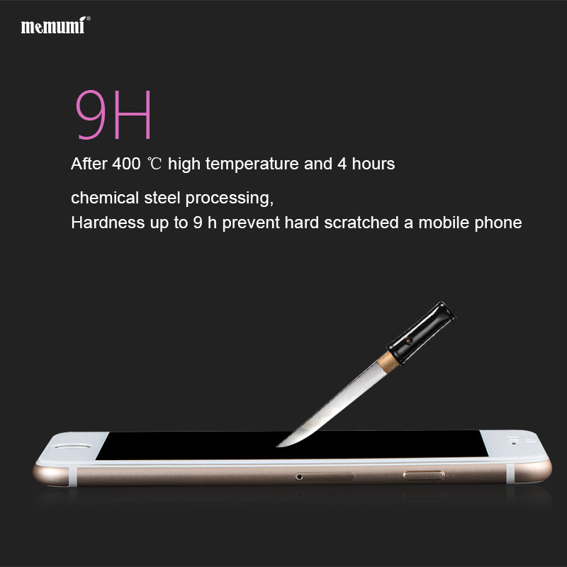 memumi Tempered Glass For iPhone 7 Plus Film Screen Protector For - Mobile Phone Accessories and Parts - Photo 4