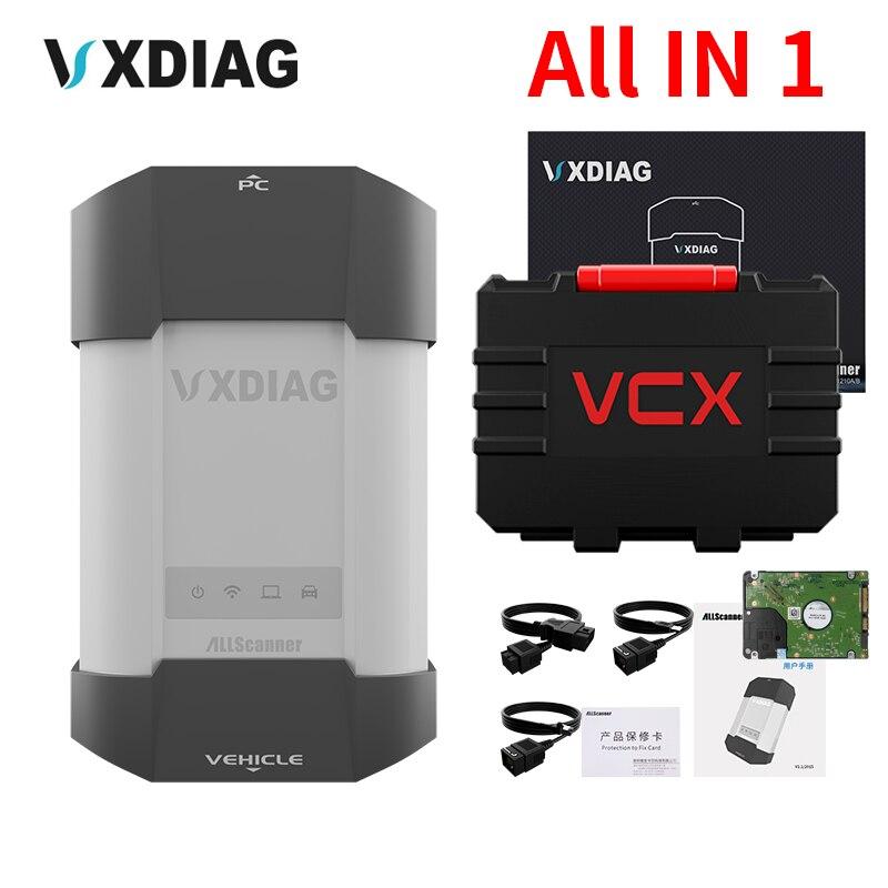 Neue Vxdiag Multidiag Diagnose Werkzeug Für G-M Tech2 Für Jlr Land Rover Für Bmw Icom A2 Für Toyota It3 It2 stern C4 C5