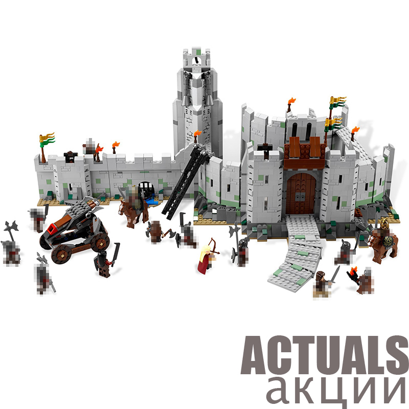 Lepin Castle Knights 16013 The Lord of the Rings figures The Battle Of Helm' Deep Model Building Blocks Bricks hobbit Toys 9474 single sale medieval castle knights dragon knights the hobbits lord of the rings figures with armor building blocks brick toys