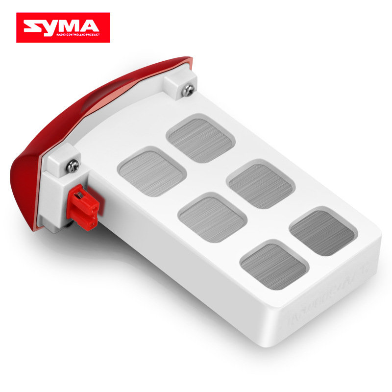 Syma X5UC X5UW RC Quadcopter Spare Parts Orignal Battery 3.7V 500mAh and Charger original accessories mjx b3 bugs 3 rc quadcopter spare parts b3 024 2 4g controller transmitter