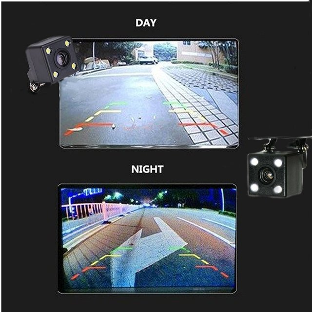 Night Vision HD Car Camera