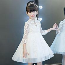 34fe5725176 Glizt Bead White Tulle first communion dresses for girls Vestido Daminha  Casamento Ball Gown Flower Girl Dresses for Weddings