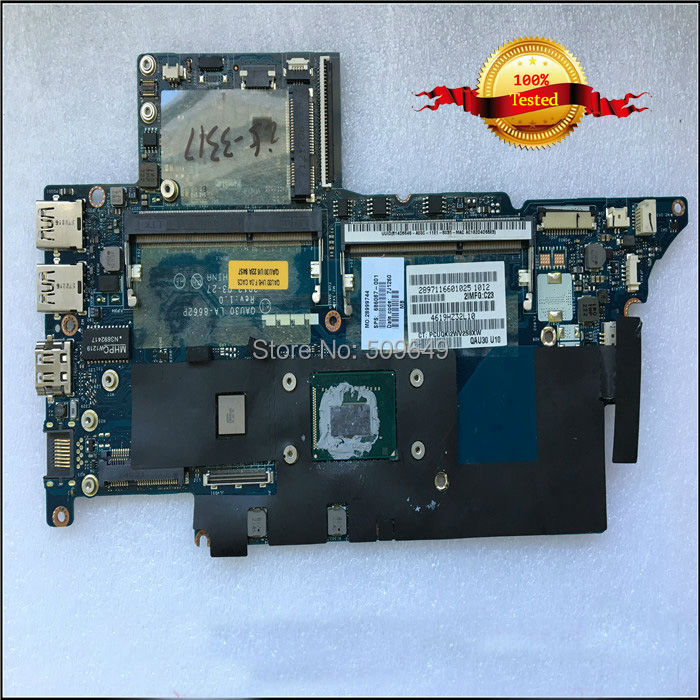 Top quality , For HP laptop mainboard ENVY4 ENVY6 686087-001 laptop motherboard,100% Tested 60 days warranty 574680 001 1gb system board fit hp pavilion dv7 3089nr dv7 3000 series notebook pc motherboard 100% working