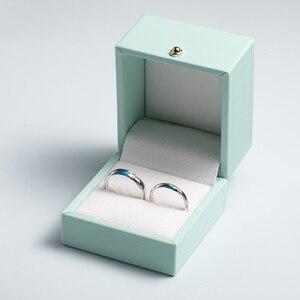 Image 5 - Thaya S925 argent Couple anneaux lautre rive étoilé Design anneaux pour femmes hommes redimensionnable symbole amour mariage bijoux cadeaux
