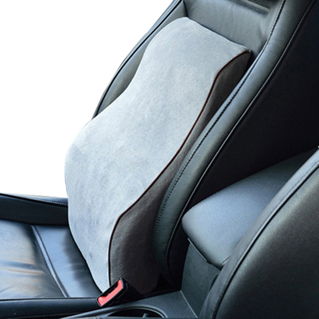 Urijk New Office Lumbar Pillow For Back Support For Car Seat ...