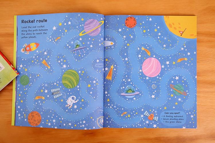 brinquedos educativos crianças bebê desenhos animados espaço