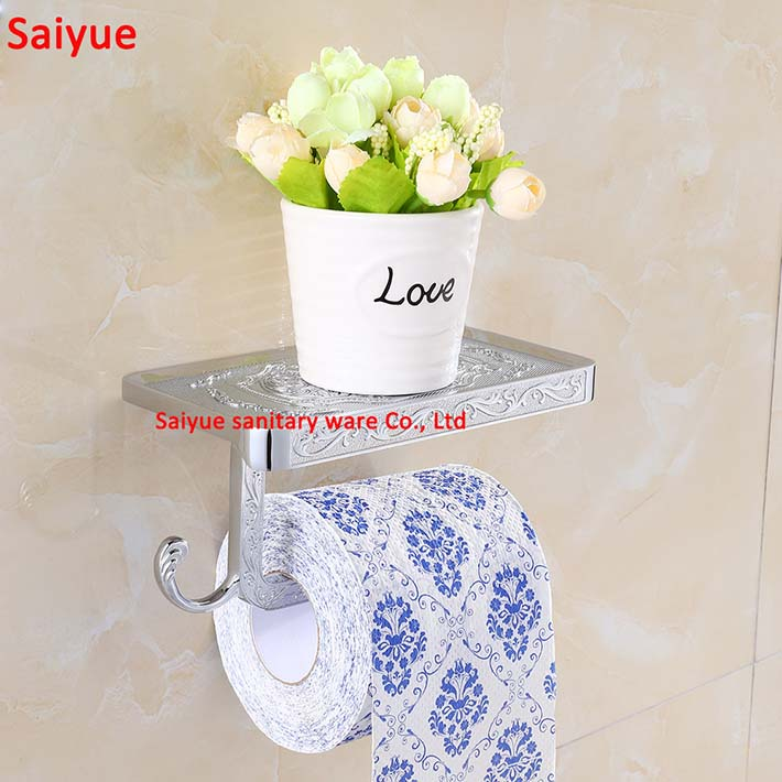 Carving Waschraum Toilette Wc Kücheantike Messinggoldrose Gold