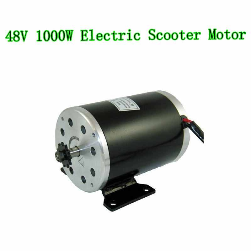 Buy 48v 1000w Electric Scooter Brushed