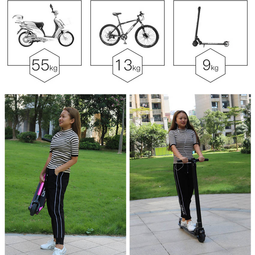 Foldable scooter (9)
