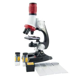 Kids Educational Microscope Ki