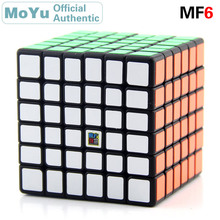 MoYu 6x6x6 Magic Cube MF6 6x6 Cubo Magico Professional Neo Speed Cube Puzzle Antistress Fidget Toys For Children