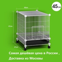 Fence For Dogs Aviary For Pets Fitting For Cats Urine Bowl Playpen Cage Products Security Gate Supplies For Rabbit With Wheels