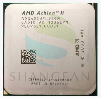AMD Athlon II X3 455 3.3 GHz Triple-Core CPU Processeur ADX455WFK32GM Socket AM3 938pin