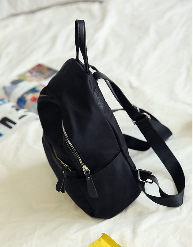 HTB1kZtze3b.PuJjSZFpq6zuFpXab 2019 New Women Backpacks Vintage Korea Brand Design Bag Travel Anti Theft Backpack Nylon High Quality Small Rucksack ZZL188