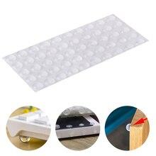 50 шт/250 шт Резиновый Бампер демпфер резиновые накладки для ног полусферической формы силиконовые накладки для ног амортизатор мебельные ножки поставки