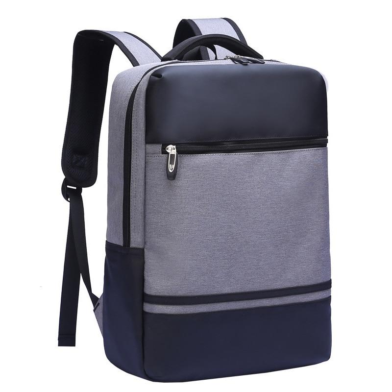 Men's Casual Laptop Backpacks Business Backpack Men's Korean Version of The Large capacity Multi function Travel Backpack