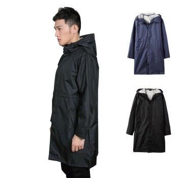 fashion Black Outside Rainwear adult hiking outdoors fishing raincoat jacket Women Men Rain Coat Waterproof Poncho Rain gear
