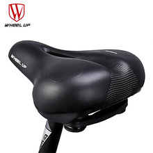 Mountain Bike Bicycle Comfortable Shock Absorption Breathable Cushion Saddle Male And Female Accessories