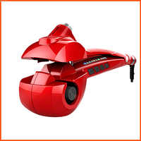 Otomatik Vapur Kıvırmak LED Ekran Profesyonel Saç Şekillendirici Araçları Modlador De Cachos Para Cabelo saç maşası