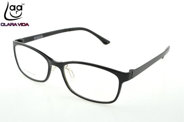 Only 7G= TR90 Ultra Light Memory Nerd Glasses Frame Black Custom ...