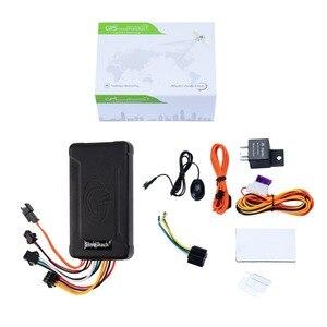 Image 4 - SinoTrack ST 906 GSM GPS izci araba motosiklet araç takip cihazı ile yağ kesilmiş güç ve online izleme yazılımı