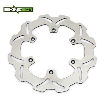 BIKINGBOY Front Brake Disc Rotor Disk RM125 88-09 RM 250 89-12 DRZ 400 E S 00-10 RMX 250 89-98 RMX 250 S 92-99 DR-Z 250 01-12 11