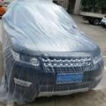 1 шт. одноразовый чехол для автомобиля можно настроить водонепроницаемый легкий и удобный прозрачный пластиковый распылитель краски