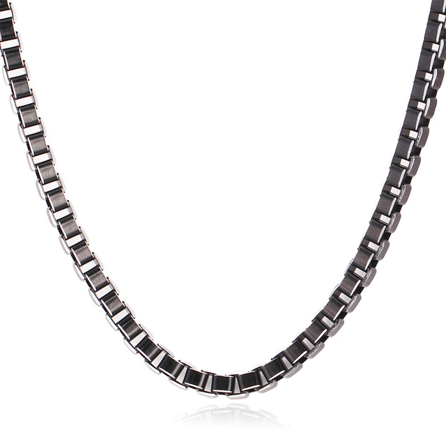steel italian tone necklace men combo stainless chains and nakabh for chain dp of two silver boys