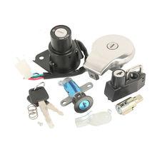 купить Fuel Gas Cap Key Set For Yamaha XV250 250 XV125 4RF VIRAGO XV535 XXV240 250 3LS Motorcycle онлайн