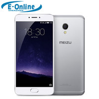 Original Meizu MX6 MX 6 MTK Helio X20 Deca Core Mobile Phone 5.5