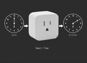 Image 5 - Wifi Smart Socket Smart Plug Tuya Smart Life App  US Plug  Remote Control Alexa Google Home Mini IFTTT Supports 2.4GHz Network