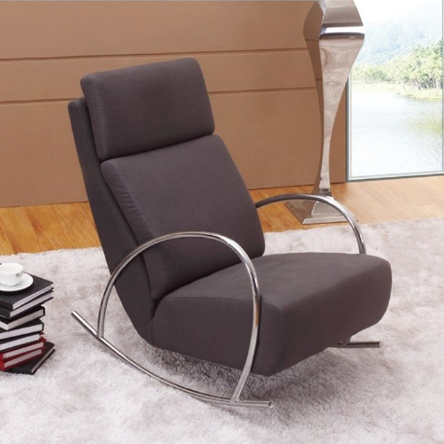 Genial Chinese High End Modern Minimalist Rocking Chair Recliner Lounge Chair  Cloth Shook His Comfortable Old Chair Siesta Chair Happy