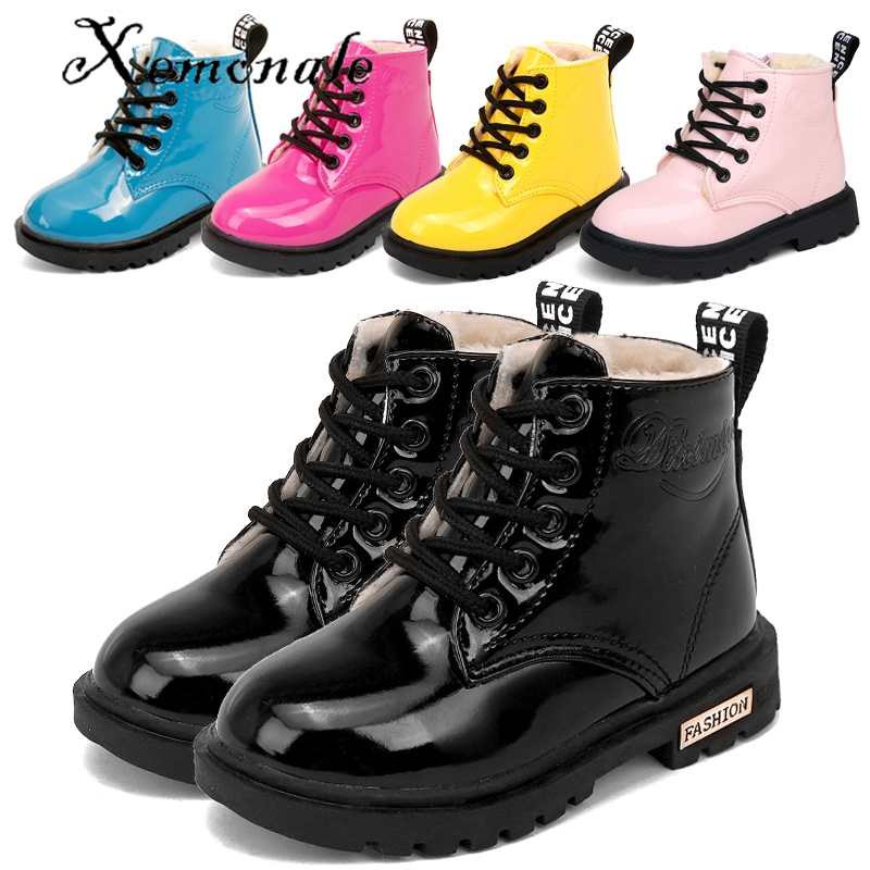 Xemonale-Size-21-36-New-2016-Sneakers-Waterproof-Martin-Snow-Rubber-Children-Boots-Girls-Boys-Winter-Boots-For-Kids-Shoes-1