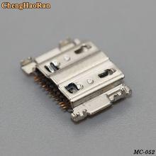 ChengHaoRan 10 ピースサムスンギャラクシー S3 I9300 I9308 I939 I535 I747 L710 マイクロ USB ジャックコネクタメス 11 ピン充電ソケット