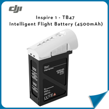 Original DJI TB47 Intelligent Flight Lipo Battery 22.2V 4500mAh for DJI Inspire 1 RC FPV Quadcopter Drone