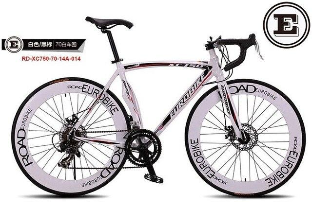 14 velocit bici da corsa eurobike 700c 50 cm bici della for Codice della strada biciclette da corsa