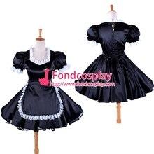 قابلة خصيصا الأسود فستان