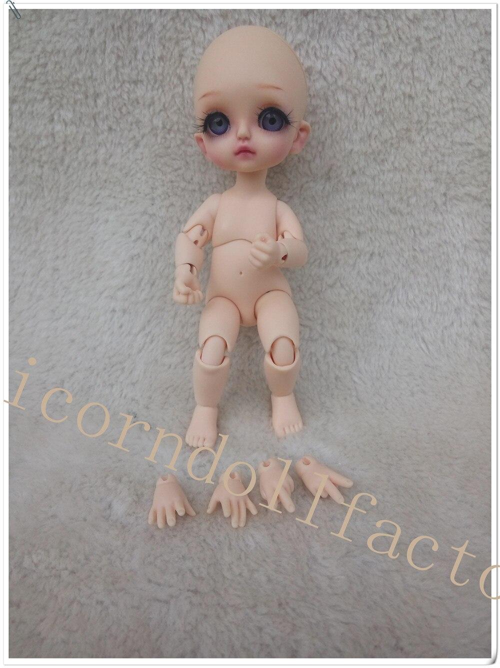 Stenzhorn minuscule ruto, 1/8 série de poupées elfes auto TYLTYL BJD poupée