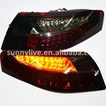 For Porsche 1996-2004 Year for 996 911 LED Tail Light Dark Red Color SN