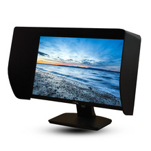 ILooker-20E 19 pulgadas y 20 pulgadas LCD LED Video Monitor de Campana sombrilla Parasol para Dell HP Samsung LG Philips Viewsonic EIZO NEC ASUS