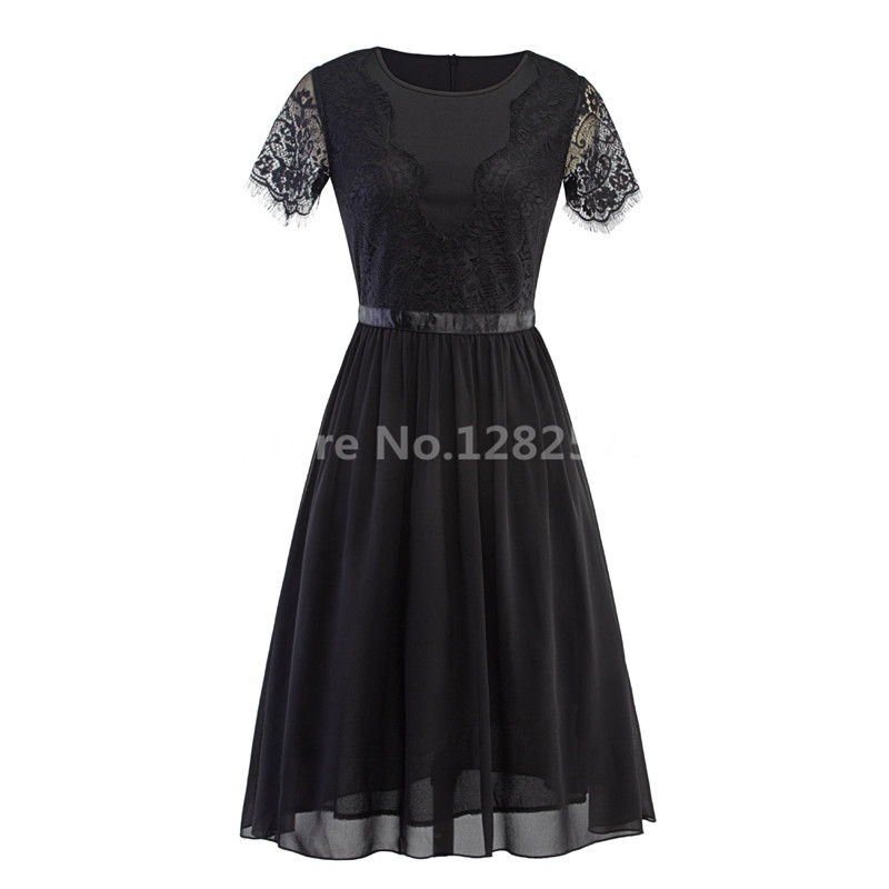 e3baa1889e233 US $39.9 |In Stock Cheap Simple Green Cocktail Dresses Short Lace Sleeve  Elegant Homecoming Dress Navy Blue Formal Dresses Short Prom Gown on ...