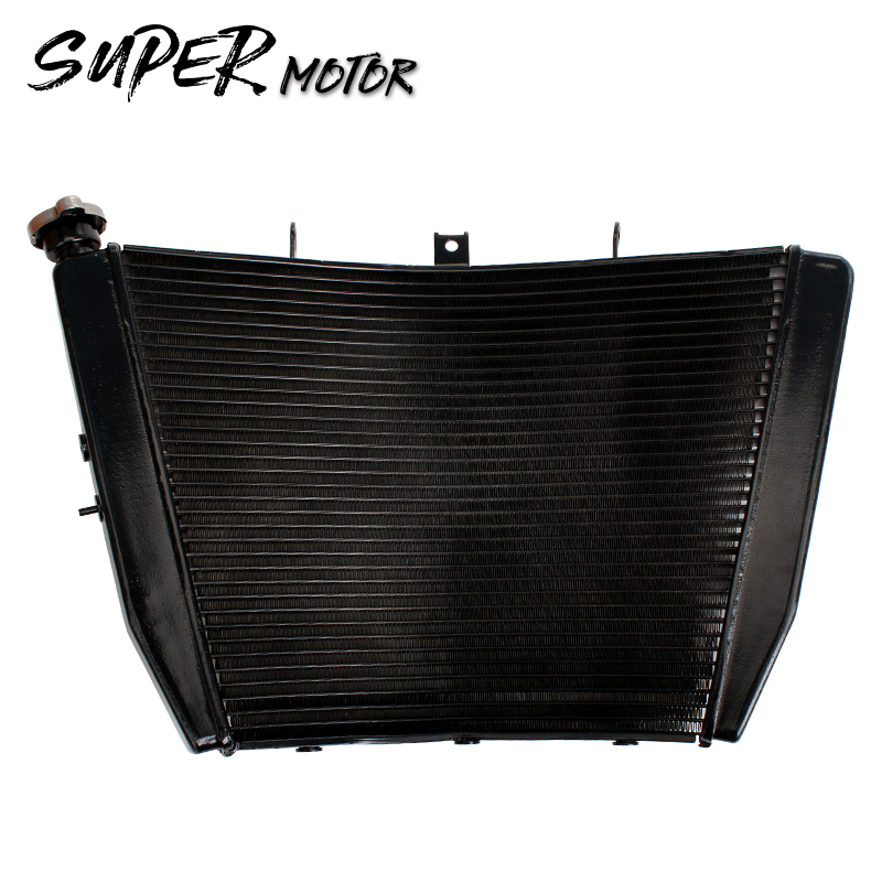 Motorcycle Replacement Aluminium Cooling Radiator Cooler For Suzuki GSXR1000 2005 2006 GSX R1000 GSX R 1000