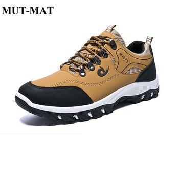 Mut-Mat Hiker Shoes for Men