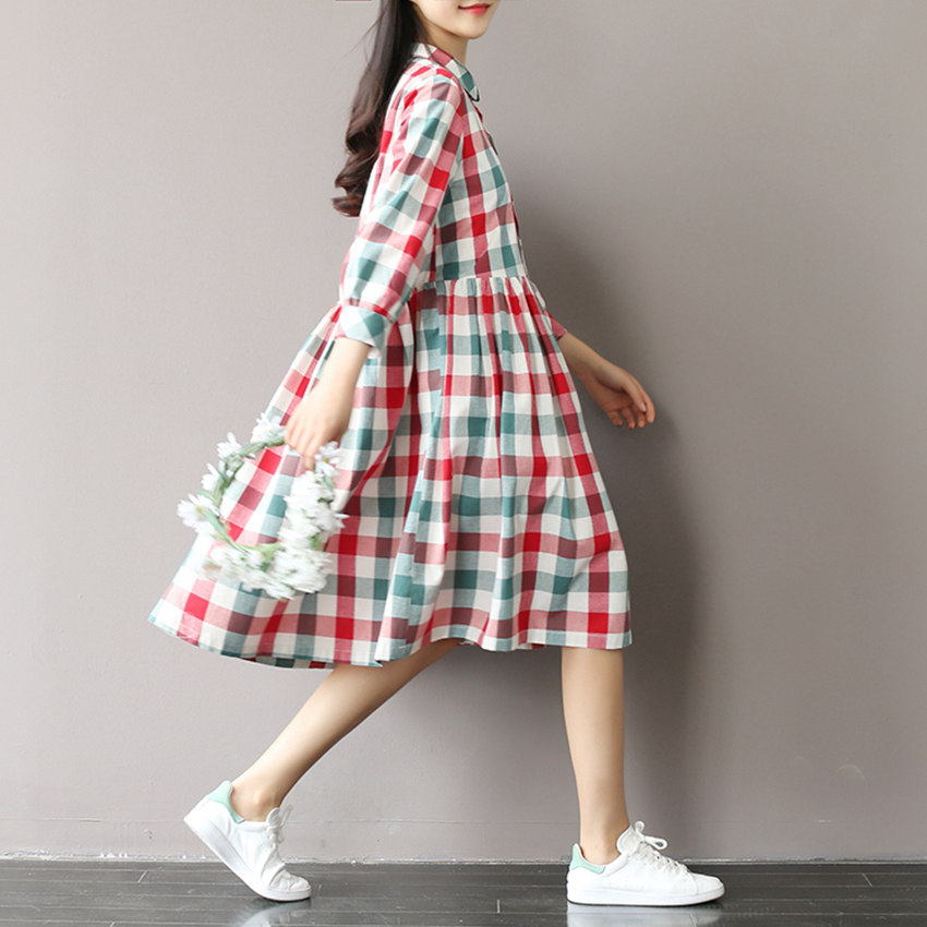 Buy linen dress