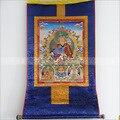 Pintura de desplazamiento Thangka tibetana, budistas thangkas tibetanas, pintura decorativa de Thanka, se pueden seleccionar varias imágenes