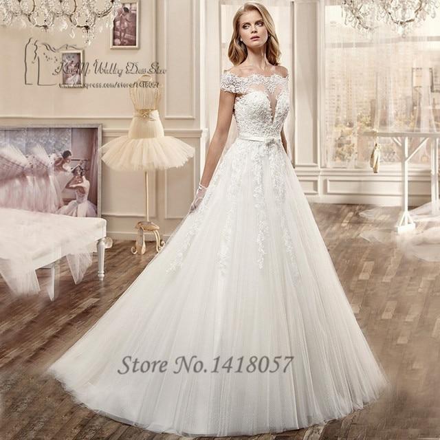 Off White Wedding Dresses 2016