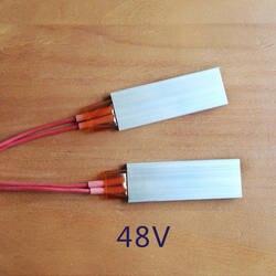 Бесплатная доставка 2 шт. AC DC 48 В нагревательный элемент ПТК постоянная температура